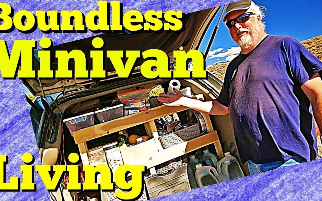 Frugal Minivan Living -Getting 24-28 MPG