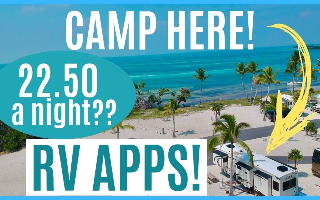 YOU COULD RV HERE, JUST 22.50/NT! (MUST HAVE) RV APPS!